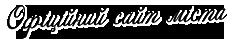 Офіційний сайт павлоградської міської ради
