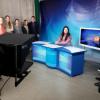 Екскурсія школярів до Павлоградської телерадіокомпанії