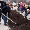 У Павлограді пройшов перший весняний суботник