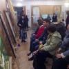 Відвідування художньої виставки