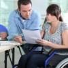 Допомога для людей з інвалідністю