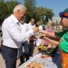 Перший етнофестиваль кулінарного мистецтва «Свято національної страви»