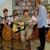 Міський конкурс літературної творчості «Герої рідної землі»  в бібліотеці!