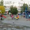 Відбулося урочисте відкриття «Спортивно-ігрового, казкового майданчику «Здорові діти-майбутнє України!»