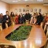 Лідери учнівського самоврядування відвідали виконком