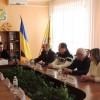 Робоча нарада з представниками Українського фонду соціальних інвестицій в рамках проекту «Сприяння розвитку соціальної інфраструктури»