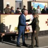 Міський голова привітав військовослужбовців зі святом