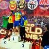 Павлоградські спортсмени – переможці  Чемпіонату Світу з кікбоксингу – 2018