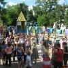 В місті  на високому  рівні проведено свято  Дня захисту дітей