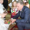 Предновогодние будни народного депутата Украины