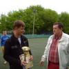 Турнір з міні-футболу присвячений Дню Перемоги.