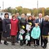 12 жовтня відкрили 2 проекта-переможця  конкурсу міні-грантів «Громада своїми руками»