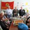 Актив Ради ветеранів привітав міський голова