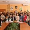 У Павлограді зустрічали дітей з Мар'їнки