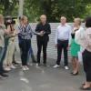 Журналісти відвідали об'єкти соціально-культурного призначення міста