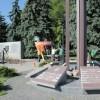 Меморіальну дошку встановлено на Алеї Слави