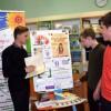 Бібліотека разом з громадою проти насильства