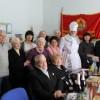 Ветеранів привітав Святий Миколай з новорічними святами