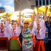 «Молодіжний вишиваний флешмоб» у Павлограді!