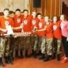 Пройшов міський етап Всеукраїнської дитячо-юнацької  військово-патріотичної гри  «Джура»