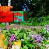 Покладання квітів на братських кладовищах міста