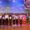 Пройшла урочистість до Дня Конституції та Дня Молоді України