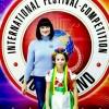 Перемога вихованки Мистецької школи №2 у Всеукраїнському фестивалі-конкурсі мистецтв «Music Land»
