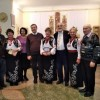 Тріо «Ластівка» на ювілеї Спілки письменників Дніпропетровщини