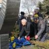 Павлоградці вшанували учасників бойових дій на території інших держав