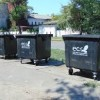 Дезінфекція контейнерних майданчиків для збору побутових відходів