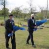 Міський голова вшанував пам'ять загиблих бійців