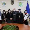 Волонтерів Павлограда міський голова привітав зі святом