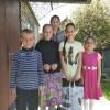 Багатодітна родина – щастя України
