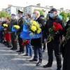 Пройшли святкові заходи до Дня пам'яті та примирення та Дня перемоги