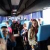 Павлоградські діти відправилися на оздоровлення  в табір «Факел»