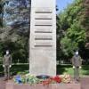 Пройшла церемонія вшанування пам'яти жертв Другої світової війни