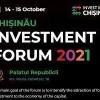 Запрошуємо на Chisinau Investment Forum 2021!