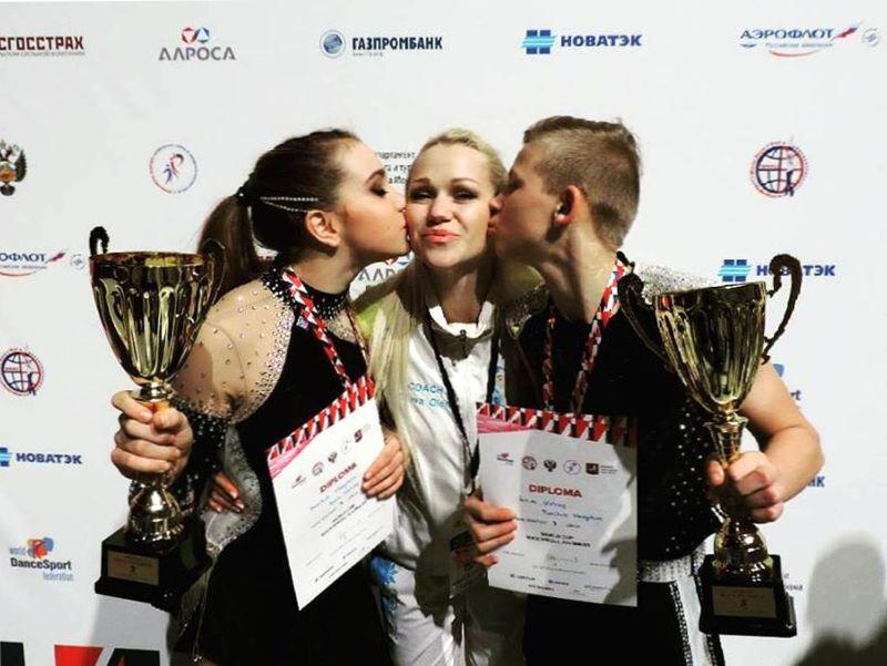 Брова Олексій та Марчук Владислава