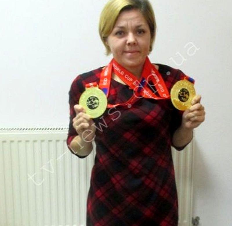 Гаймур Людмила