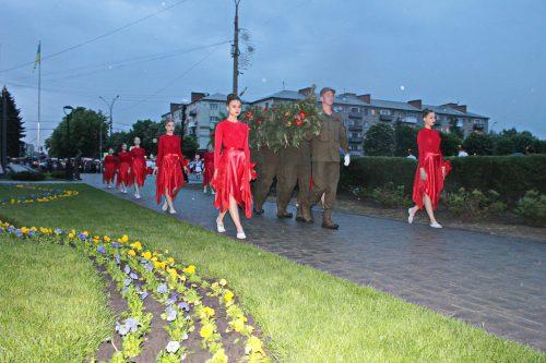 Як у Павлограді відсвяткували День перемоги, фото-2