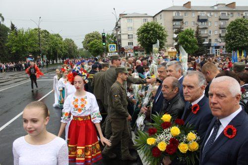 Як у Павлограді відсвяткували День перемоги, фото-10