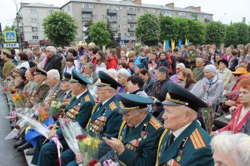 Як у Павлограді відсвяткували День перемоги, фото-12