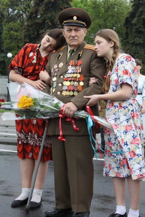 Як у Павлограді відсвяткували День перемоги, фото-15
