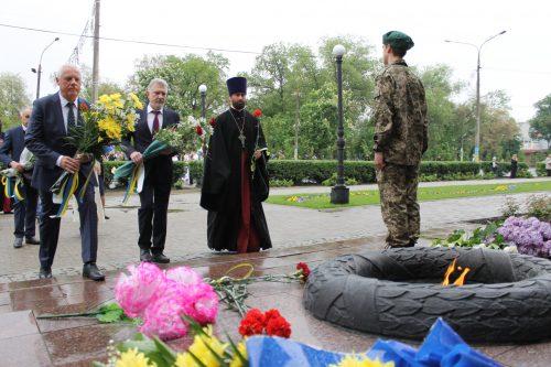 Як у Павлограді відсвяткували День перемоги, фото-14