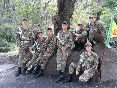 Павлоградці перемогли на обласному етапі Всеукраїнської військово-патріотичної гри, фото-1